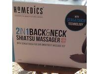 Homedics Shiatsu back & shoulder massager