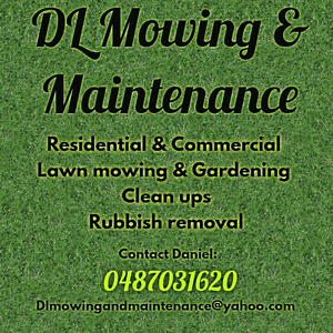 DL Mowing & Maintenance Nowra Nowra-Bomaderry Preview