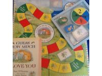 Guess how much I love you board game, DVD and book.
