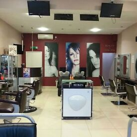 Hairdresser, Part time up to 4 days available, may consider recently qualified full time.