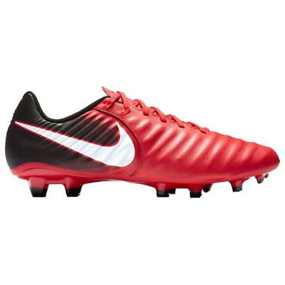 Nike Tiempo Ligera FG Mens Football Boots Size UK 8 EU 42.5 NH05 11