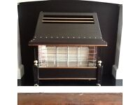 Flavel Regent gas fire and surround