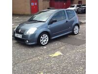QUICK SALE 2009 CITROEN C2 CODE 3DR 59000 MILES,ONE OWNER,FULL LEATHER,NO MECHANICAL DEFECTS.