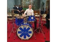 Drummer seeking a band
