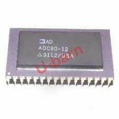 Ad Dip-32analog-to-digital Converter 12-bit Adc80-12 Usa Ship