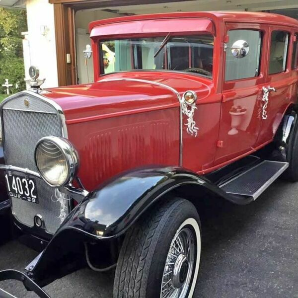 CHRYSLER 1929