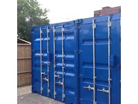 Storage Container 20ft & 10ft