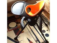 High chair cosatto orange and black - excellent condition