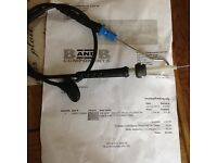 VW golf accelerator cable