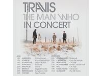 Travis Tickets Plymouth Pavilions Tuesday 19th June 2018