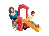 Little tikes slide - 3 years old - good condition £20 - collect only