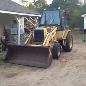 Wanted case 480D backhoe attachement