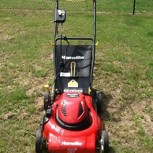 Electric Lawn Mower- Gently Used