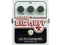 Electro Harmonix Little Big Muff pedal