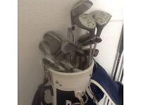 Full set Mizuno ladies golf clubs