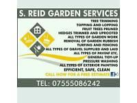 S reid garden services
