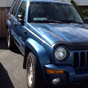 2006 jeep liberty ltd cross over