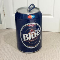 Labatt Blue mini bar fridge and warmer