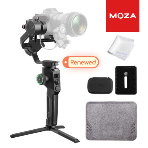 MOZA AirCross 2 Gimbal Stabilizer for DSLR Mirrorless Cameras Renewed