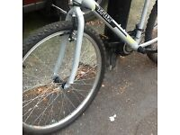 Trax adult bike with good all round condition