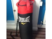 Everlasting punch bag