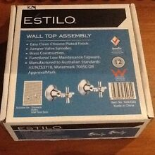 Eśtilo Chrome Wall Top Assembly Sandgate Brisbane North East Preview