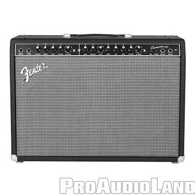 Fender Champion 100 Combo Guitar Amp 2x12 Speakers 100 Watts w/Effects NEW