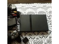 Ps2 slim very good condition great working with games and accessories