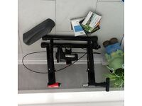 Elite volare mag speed turbo traiNer with selection of dvds