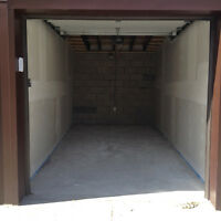 **Single Car Garage w/auto door opener available now** 110G1