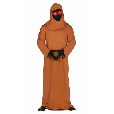 Light Up Space Scavenger Jawa Halloween Fancy Dress Mens Costume](Jawa Halloween Costume)
