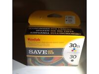 Kodak 30CL 30 combi pack New unopened and wrapped.