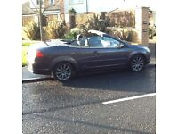 BARGAIN BUY 2009 FORD FOCUS CC-2 CONVERTIBLE 60000 MILES,NO MECHANICAL FAULTS,GREAT CAR THROUGHOUT.