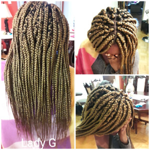 Braids and weaves services(Brampton)