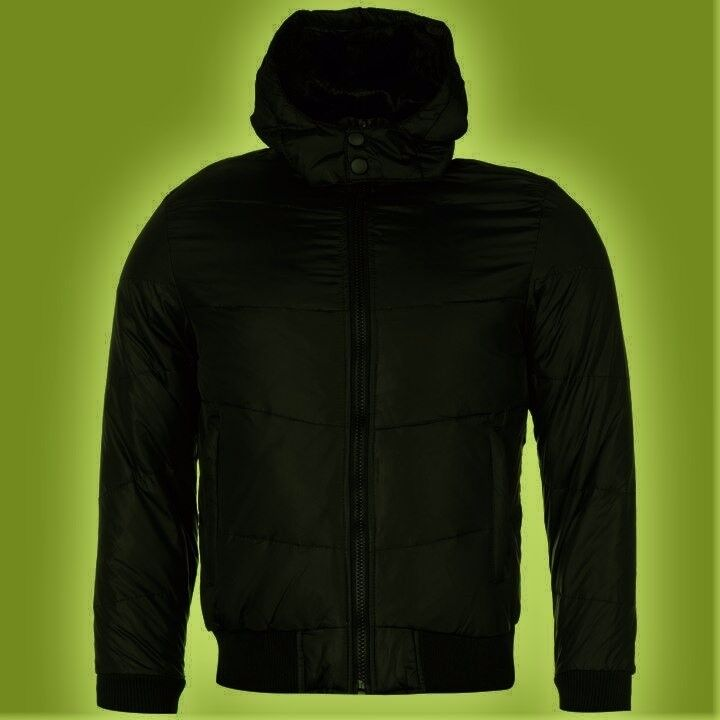 New with tags Lee cooper warm jacket with detachable hood - Men's size small.