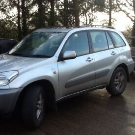 RAV 4 Diesel ....For Sale