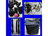 Job lot of horse and riding equipment