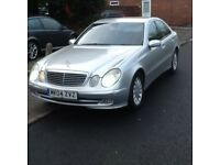 Mercedes e220 cdi rare 6 speed manual 2004