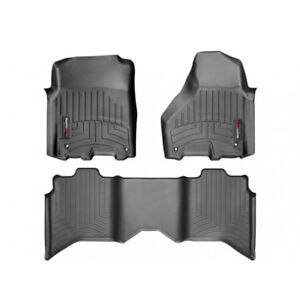 Brand New WeatherTech Front and Rear Mats 2010 Ram & Up.