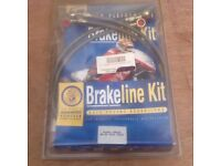 CBR 600 braided hoses new