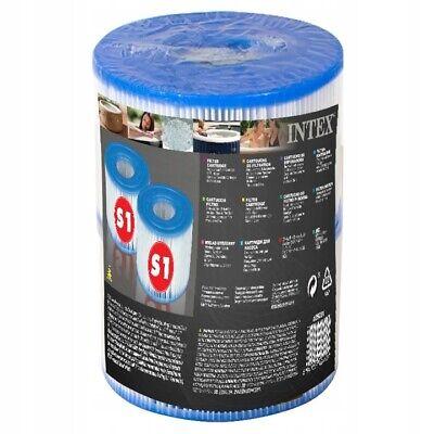 Intex JA29001 Filter Cartridge , Pack of 2!!!!!