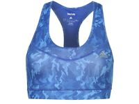 Adidas Tech Fit Pattern Bra Size 6 (XS)