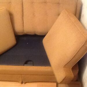 PULL OUT SOFA BED Stratford Kitchener Area image 4