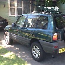 2000 modl toyota rav4 $3450 ono or swap Warners Bay Lake Macquarie Area Preview
