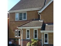 2bed in Street Somerset looking for 3bed in Somerset or Merseyside