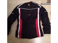 Motorbike jacket (summer/winter)