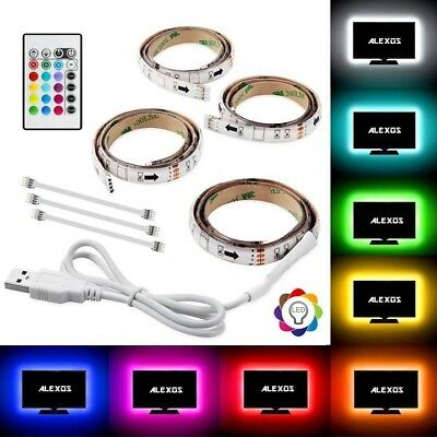 LED TV Hintergrundbeleuchtung USB RGB A75 für LG 42 43 46 48 49 50 55 60 65 Zoll (Lg 42 Led-tv)