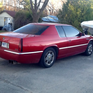 1995 Eldorado 2dr coupe .Drive it home $ 3,000 cash firm.