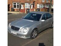 Mercedes Benz E Class Automatic, drives superb, clean inside-out. Bargain £1395