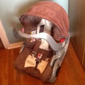 Gracio. Car seat ,good condition ,